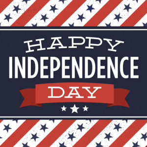 Happy Independence Day - Fourth of July - July 4th - Background
